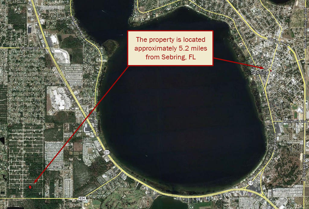 Treed lot near lakes and golf courses - Image 4