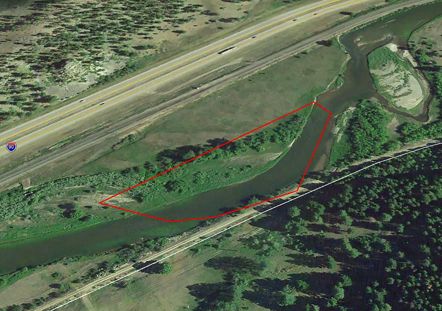 Montana Riverfront Acreage without Land Access - Image 3
