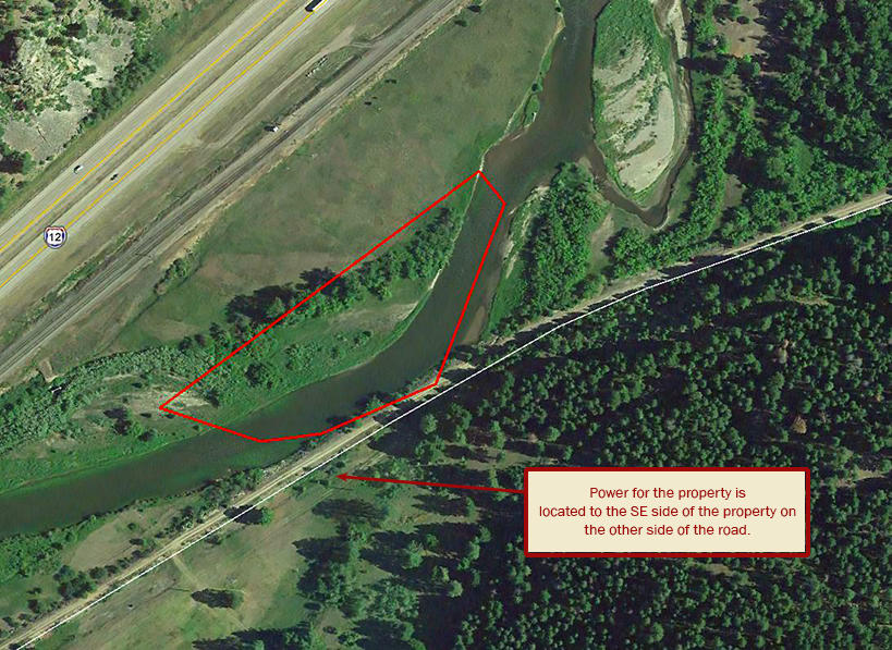 Montana Riverfront Acreage without Land Access - Image 4