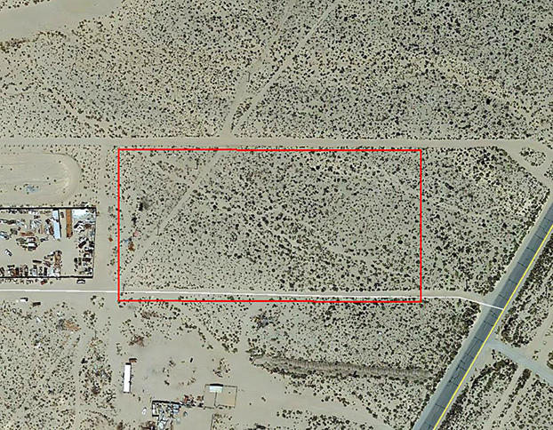 Five Acre Property Near Trona California 150 Feet From Paved Road - Image 1