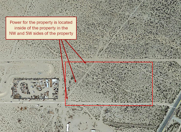 Five Acre Property Near Trona California 150 Feet From Paved Road - Image 3