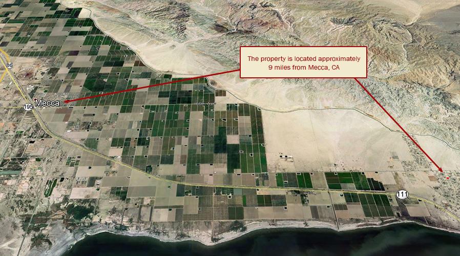Neighborhood lot in Mecca Near the Salton Sea - Image 3