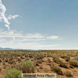 9+ Acres just East of Highway I-25, with beautiful mountain views - Image 0