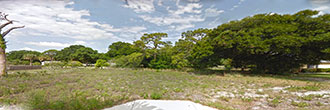Large Lot in Quiet Neighborhood Less than 2 Miles from the Ocean