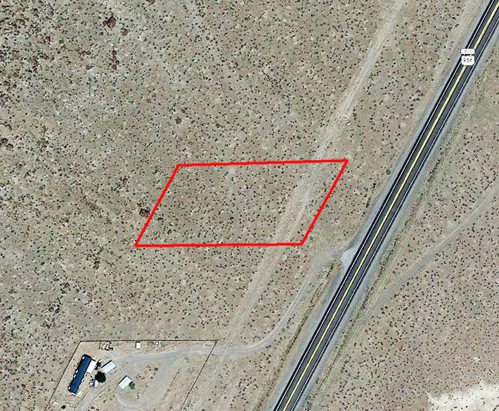 Flat Acreage Next to Highway 95A in Northern Nevada - Image 1