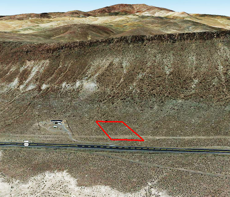 Flat Acreage Next to Highway 95A in Northern Nevada - Image 2