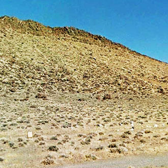 Flat Acreage Next to Highway 95A in Northern Nevada - Image 0
