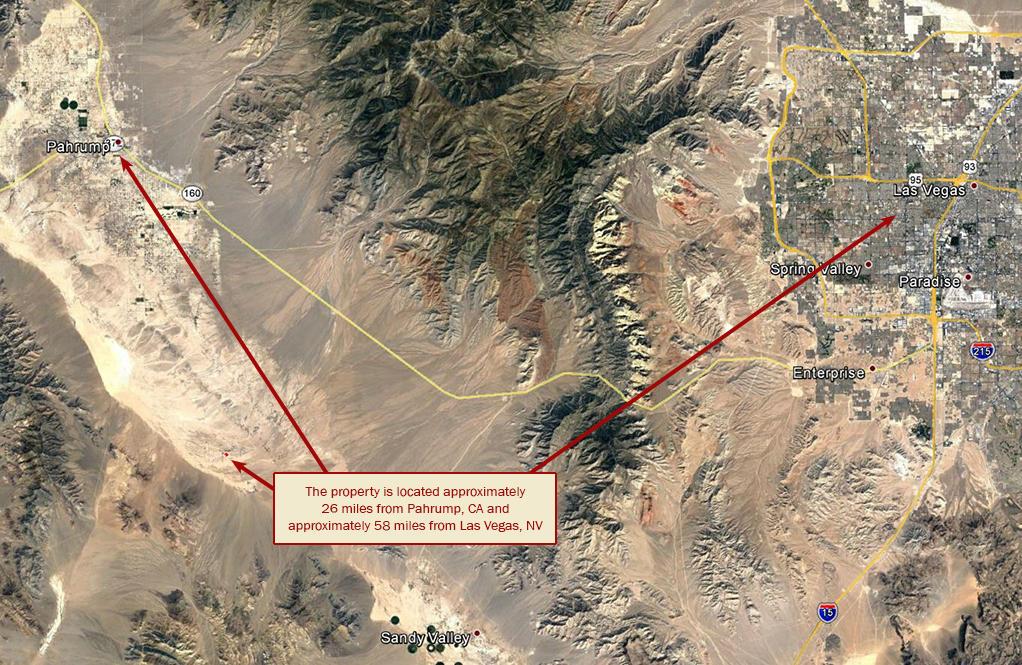 Eastern California Acreage A Few Miles from the Nevada Border - Image 3