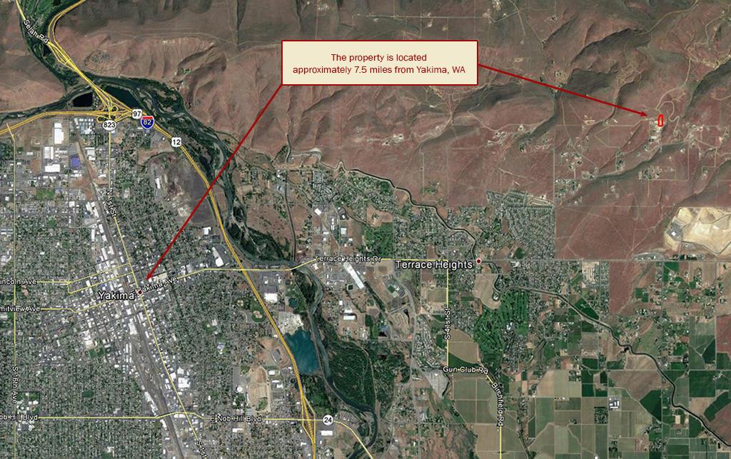 2 Acre Residential Land Near Yakima - Image 4