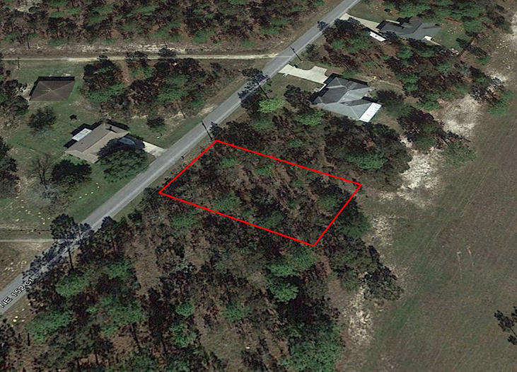 Levy County Golf Course Lot - Image 1