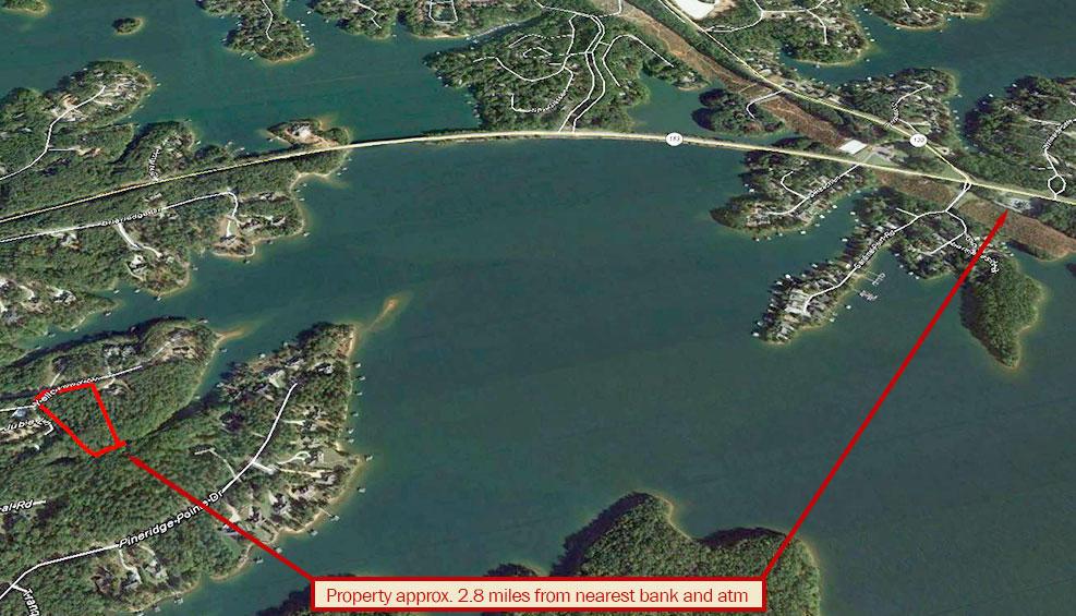 Seneca South Carolina Acreage With Partial Waterfrontage - Image 3