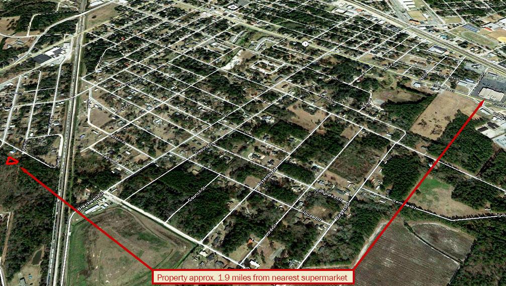 Beautiful land with trees next to established Waycross neighborhood - Image 4