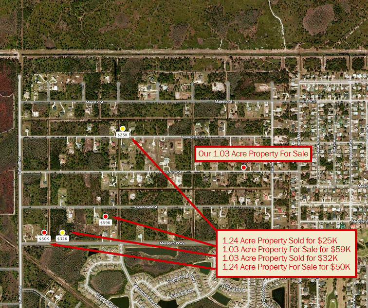 One Acre of Farming or Residential Land in Great New Neighborhood - Image 6
