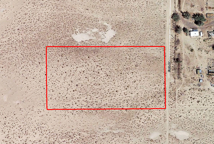 Just Under 5 Acres East of Barstow - Image 2