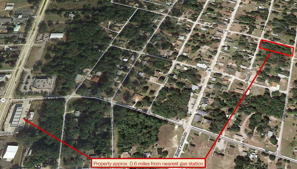One Residential Acre An Hour Outside of Orlando - Image 5