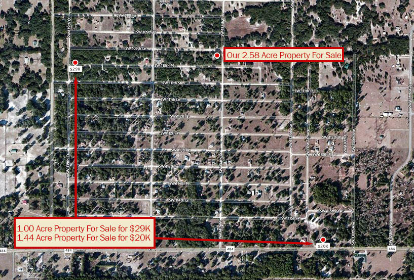 Central Florida Acreage an Hour from Gainesville - Image 2