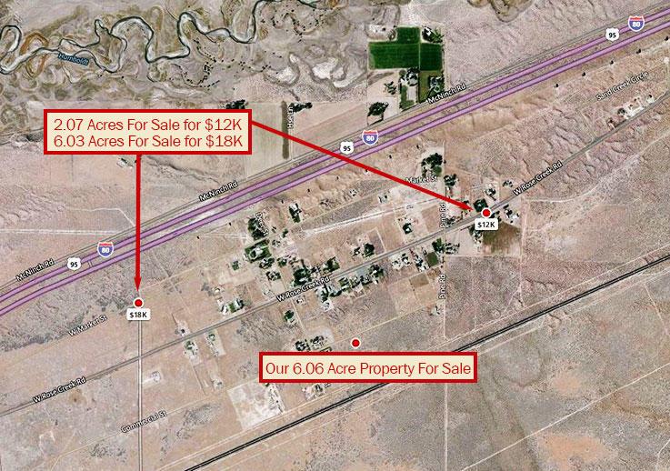 6+ Acre Nevada Getaway Close to I-80 - Image 3