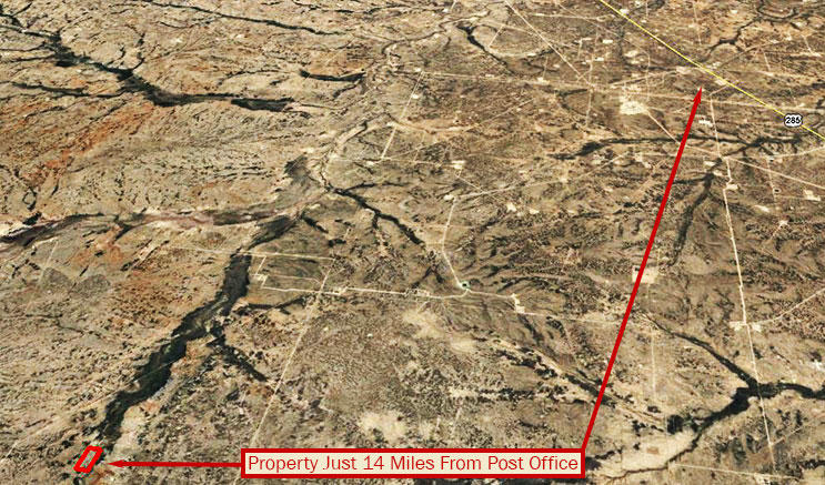20 Acres in Reeves County Texas - Image 2