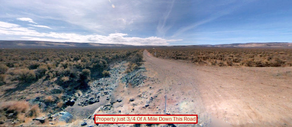 40 Acres of Land About 141 Miles North of Reno - Image 2