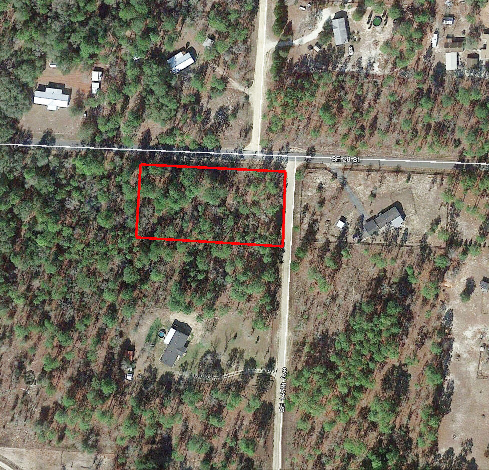 Rural Corner Lot over an Acre - Image 1