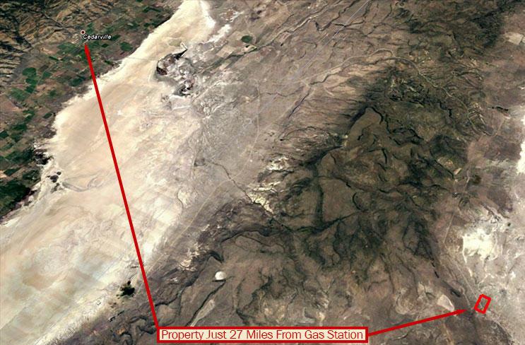 80 Acre Getaway in Northern Nevada - Image 2