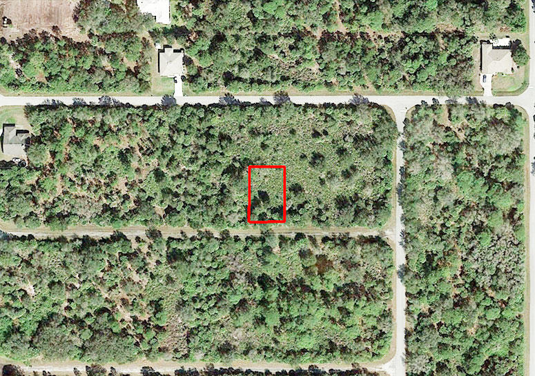Secluded Quarter Acre in City Limits of Port Charlotte - Image 2