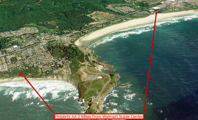 Agate Beach Property with Access Problems - Image 6