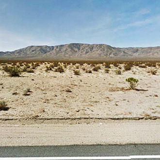 Magnificent 5 Acre Plot on Paved Road Near Victorville - Image 1