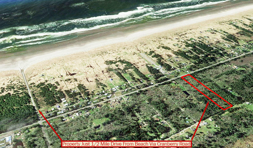 Over Five Acres Available in Long Beach Washington - Image 5