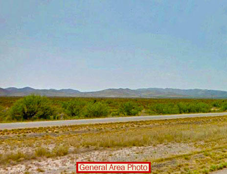 Five Acre Property North of Interstate 10 Near Van Horn - Image 4
