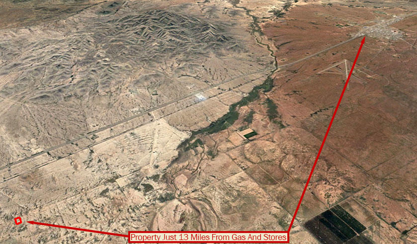 Five Acre Property North of Interstate 10 Near Van Horn - Image 5
