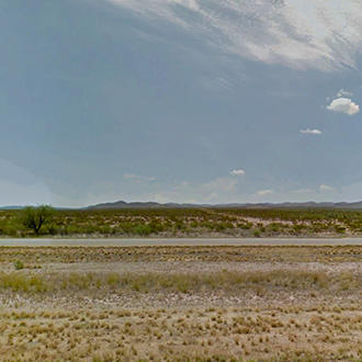 Five Acre Property North of Interstate 10 Near Van Horn - Image 1