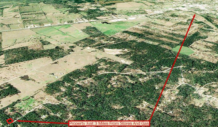 Over Quarter Acre Lot Near Rural Texas Community - Image 4