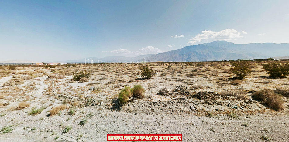 Convenient 1 Acre Found in Gorgeous California Desert - Image 2