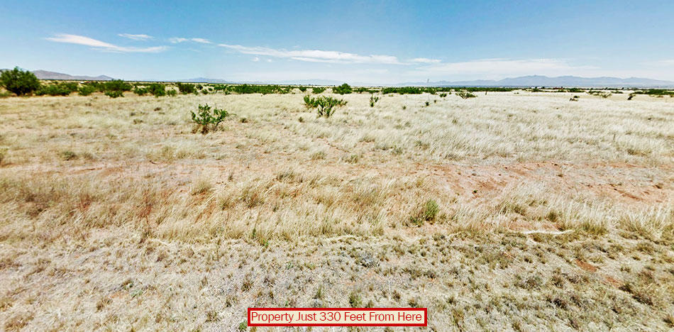 Flat 1+ Acre Grassland in Southern Arizona - Image 3