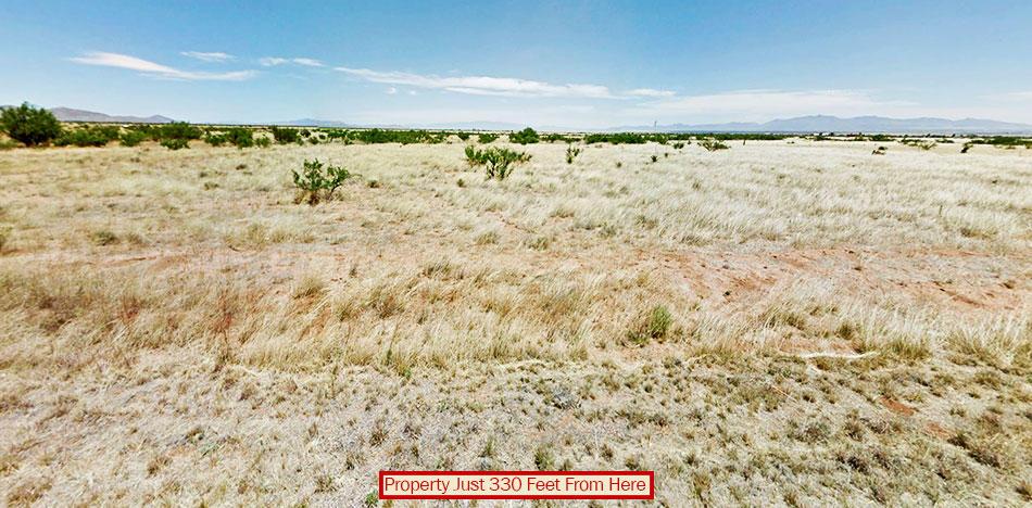 Flat 1+ Acre Grassland in Southern Arizona - Image 2