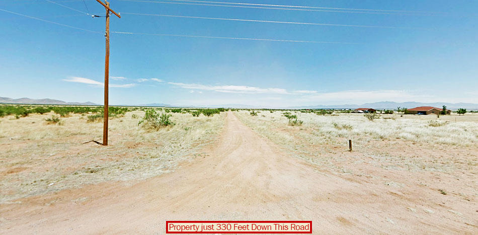 Flat 1+ Acre Grassland in Southern Arizona - Image 3