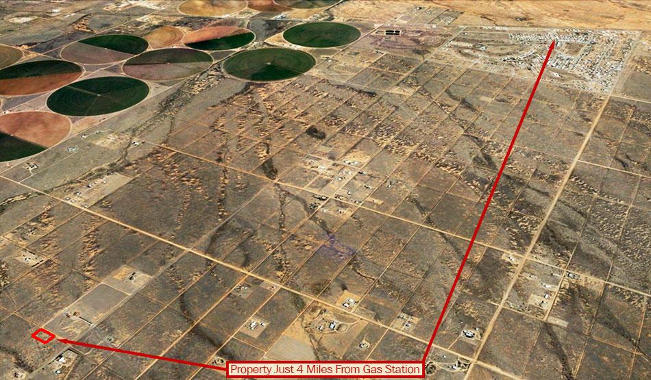 Flat 1+ Acre Grassland in Southern Arizona - Image 4