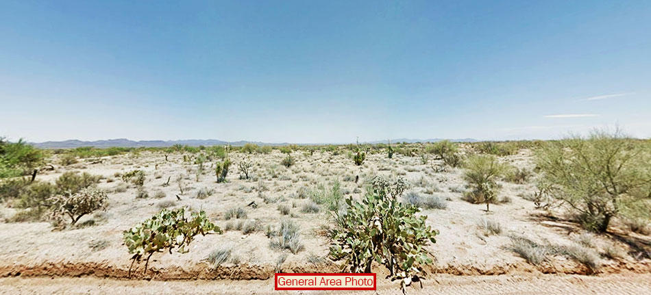 Beautiful 1 Acre Plot in Arizona Desert - Image 3