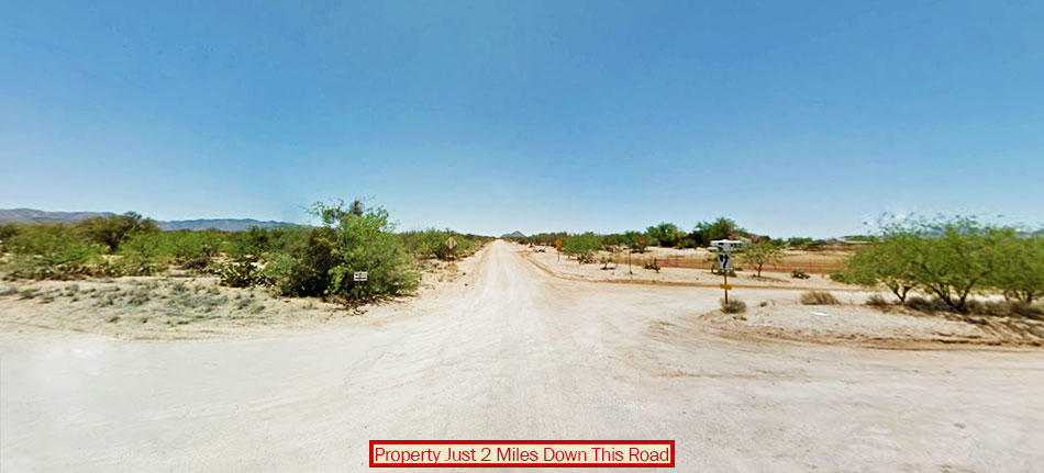 Beautiful 1 Acre Plot in Arizona Desert - Image 4