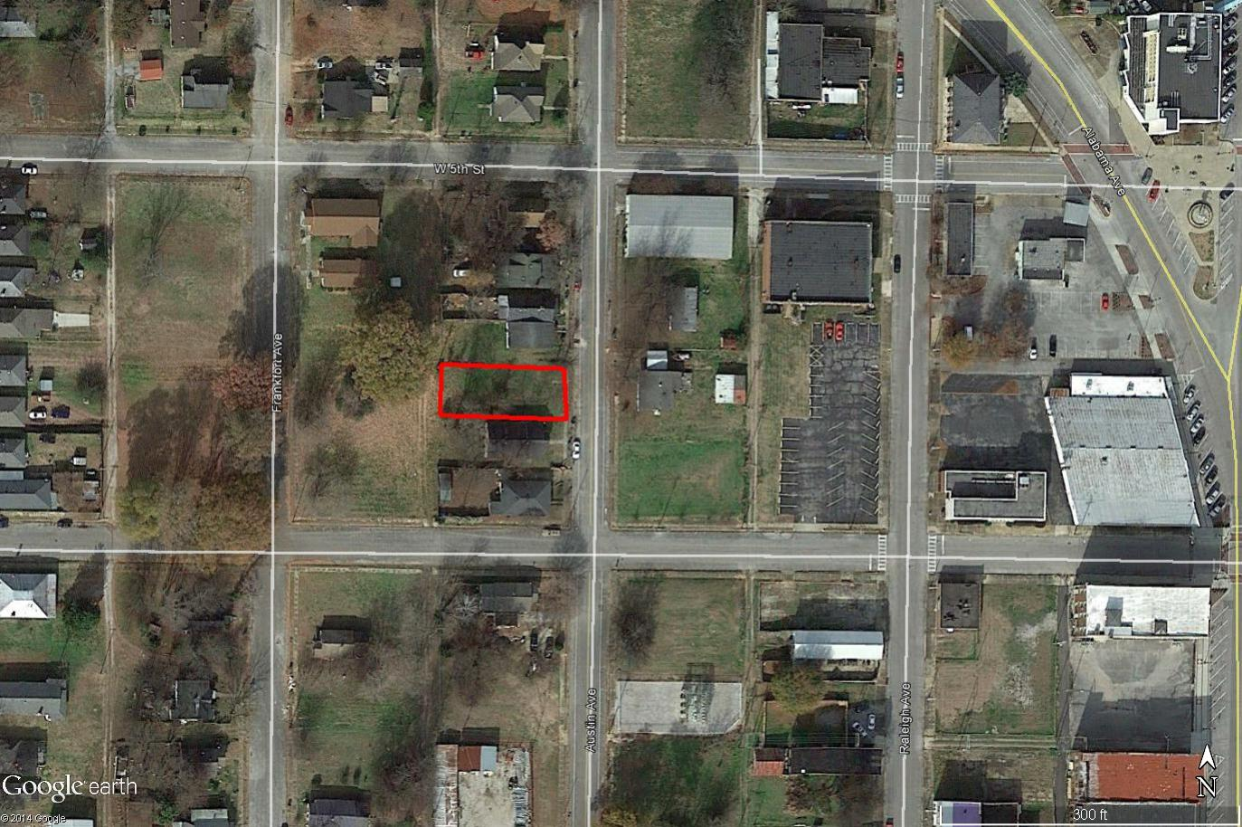 City Lot in Sheffield, All Utilities at Property Line - Image 1