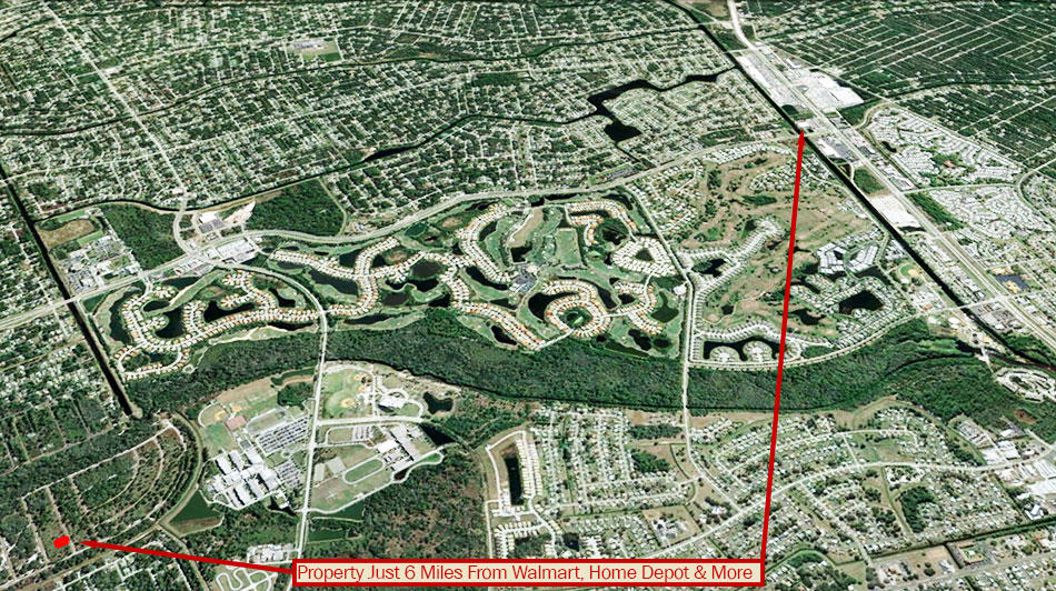 Florida Lot Just 15 Miles From the Coastline - Image 2
