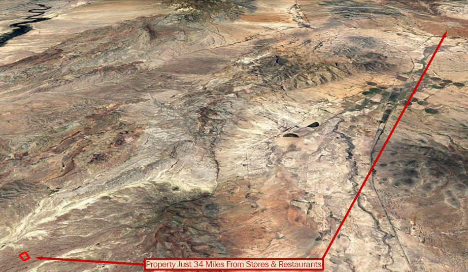 20 Acres of Off-the-Grid Texas Land South of Van Horn - Image 5