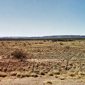20 Acres of Off-the-Grid Texas Land South of Van Horn - Image 1