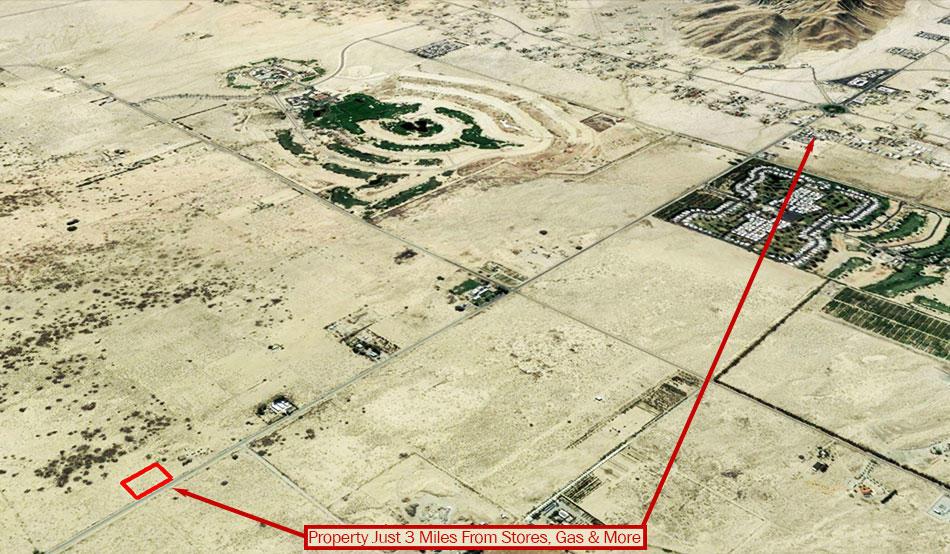 Breathtaking Views on 2 Acre Desert Land - Image 5