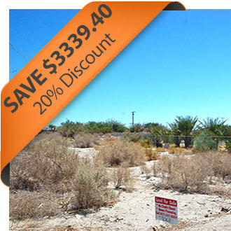 Large Lot Homesite in Desert Oasis - Image 0