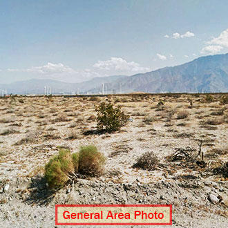 Convenient 1 Acre Found in Gorgeous California Desert - Image 0