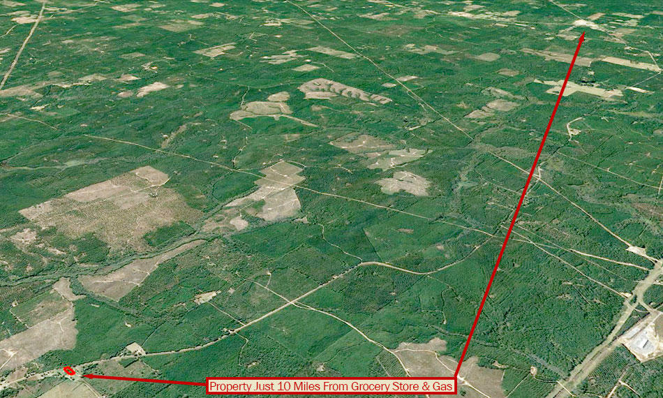 Beautiful 1 Acre of Unrestricted Louisiana Land - Image 5