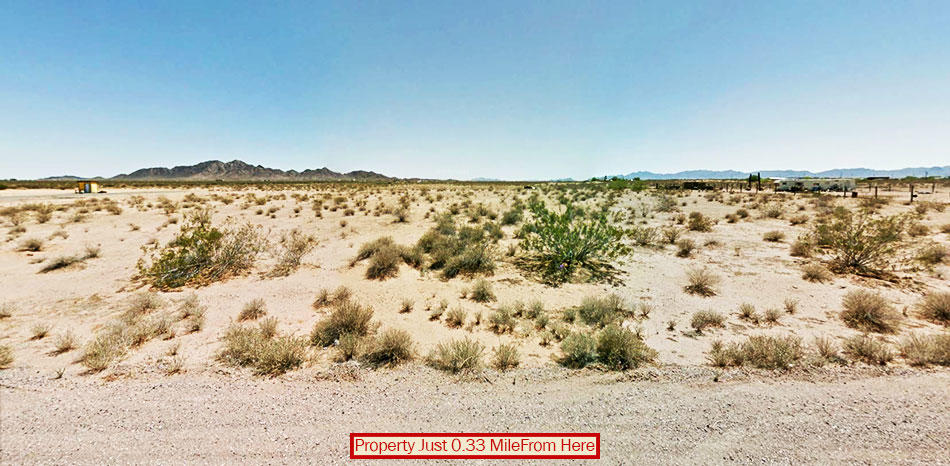 Spacious 1 Acre Under Colorful Desert Sky - Image 2