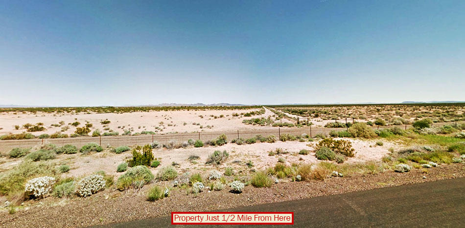 Spacious 1 Acre Under Colorful Desert Sky - Image 3